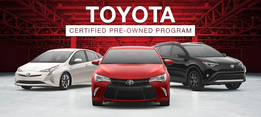 Toyota Certified Pre-Owned Program