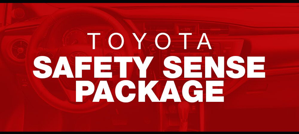toyota safety sense package hurlbert toyota. Black Bedroom Furniture Sets. Home Design Ideas