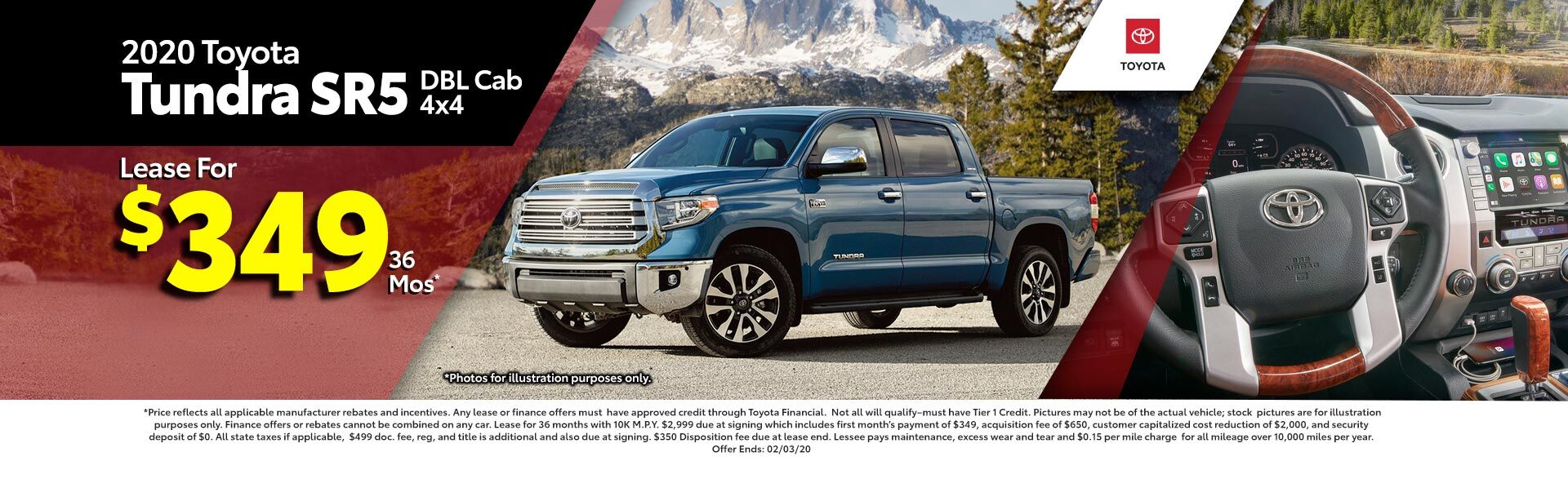 2019 Tundra Special at McGee Toyota of Claremont