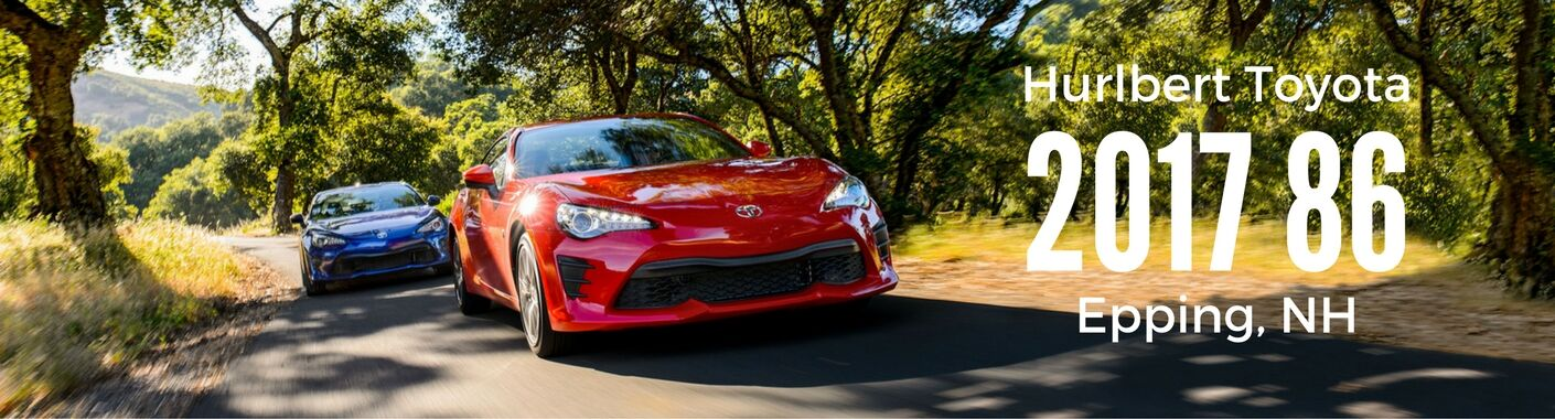 2017 Toyota 86 car - Epping, New Hampshire