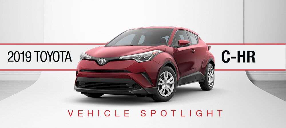 2019 Toyota C-HR Vehicle Spotlight