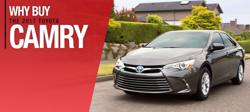 gray 2017 Toyota Camry - Why Buy at Hurlbert Toyota in Epping, NH