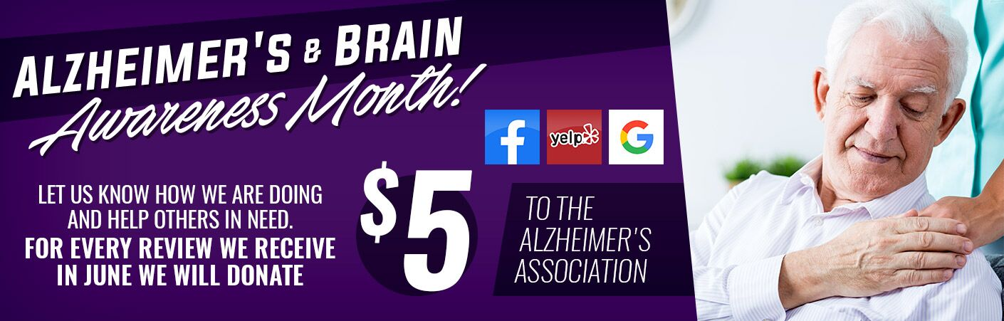 Alzheimer's Awareness - Review Us Now