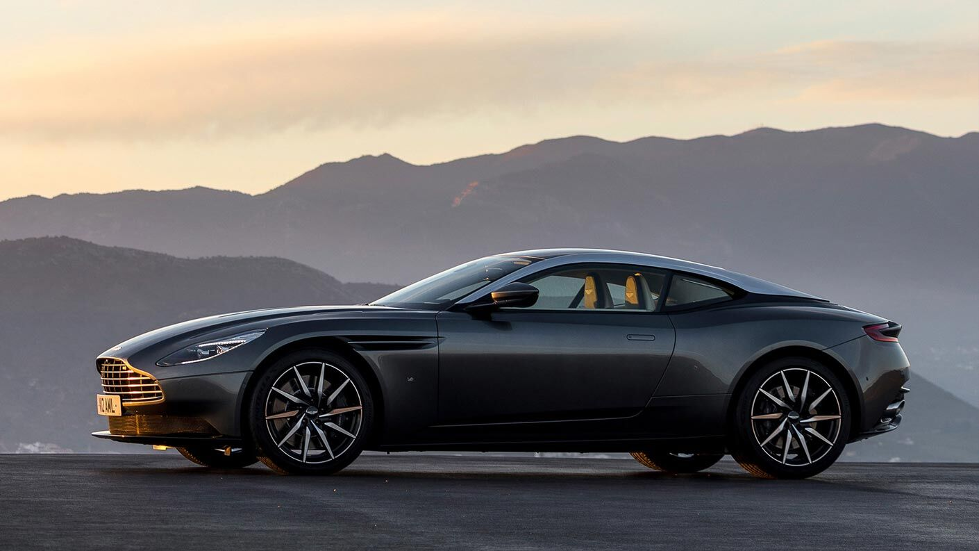 Aston Martin DB11 Exterior