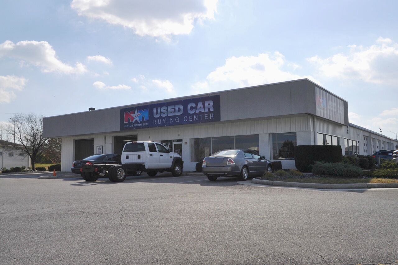 Used car buying center shelor motor mile for Shelor motor mile com