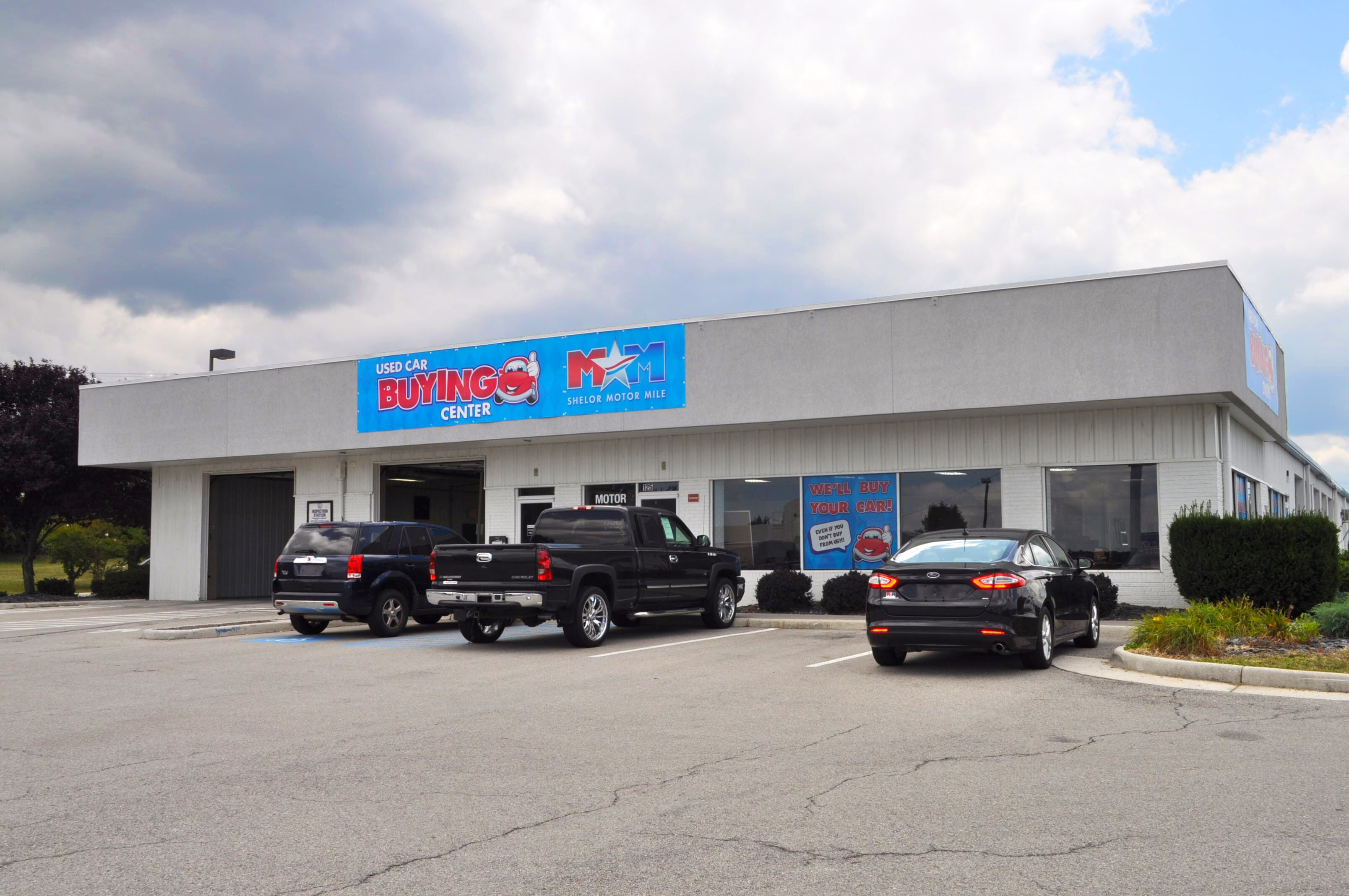 Used Car Buying Center Shelor Motor Mile