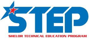 STEP - Shelor Technical Education Program Logo