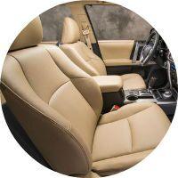 2017 Toyota 4Runner Interior Space