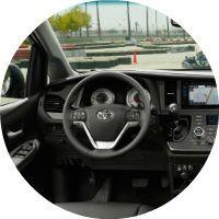 2017 Toyota Sienna Columbus IN Comfort