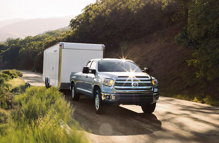2017 Toyota Tundra Towing