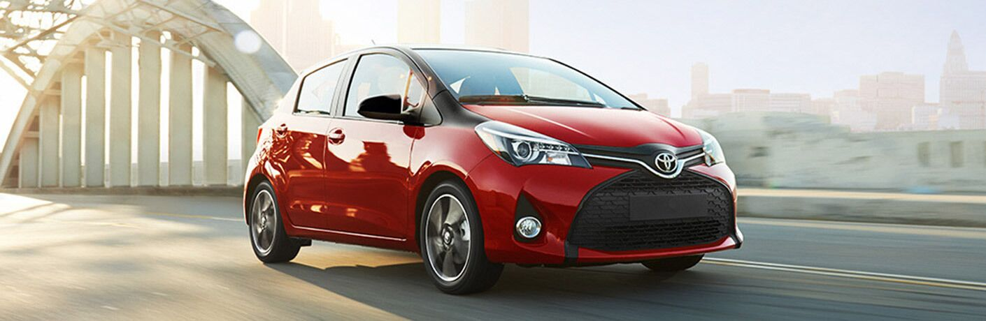 2017 Toyota Yaris Columbus IN