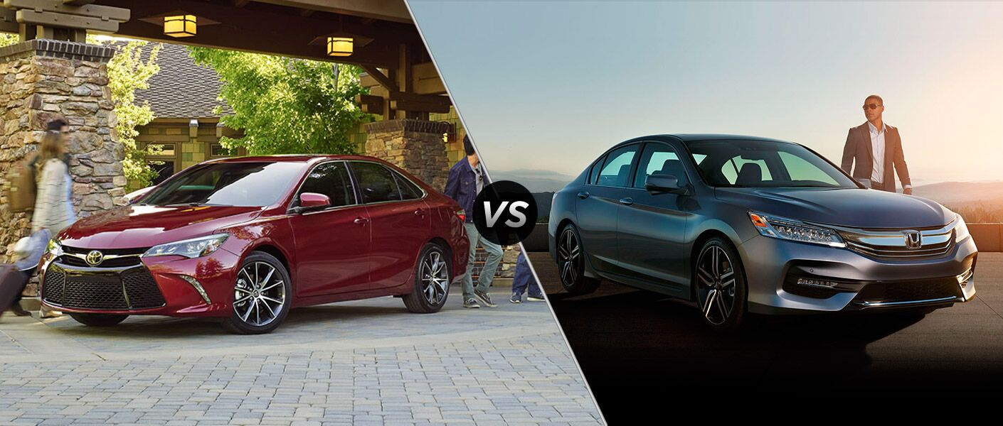 2017 toyota camry vs 2017 honda accord for Honda accord vs toyota camry 2017