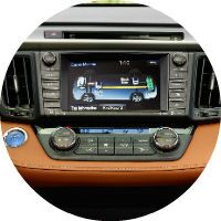 2017 Toyota RAV4 Hybrid Features