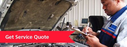 Carver Toyota Service Quotes
