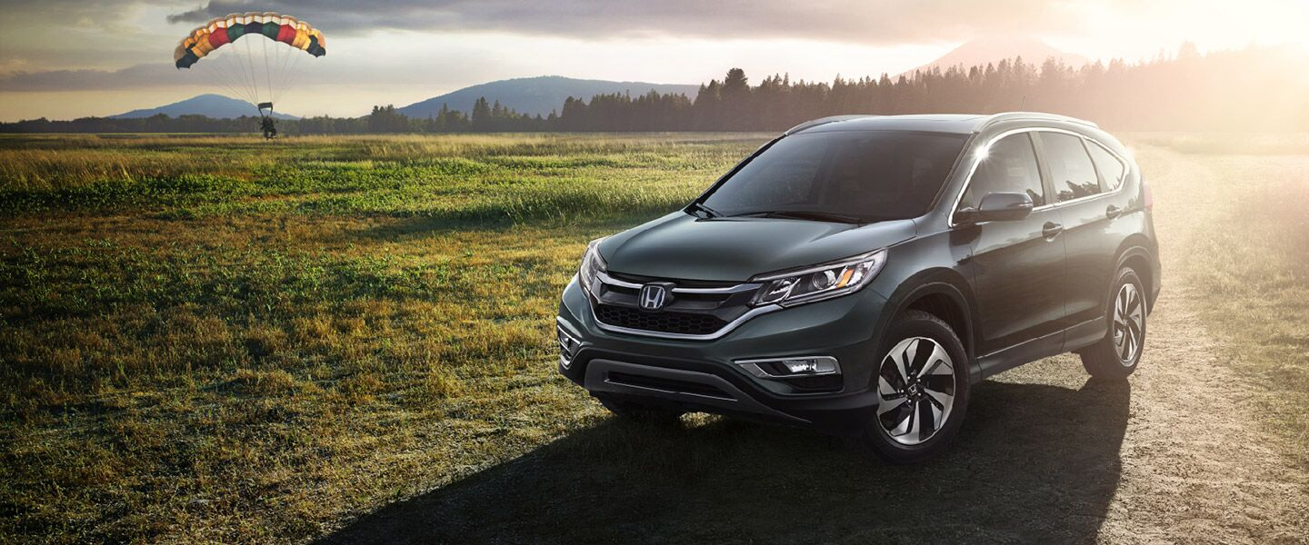 Johnson City Honda in the Community honda CR-V