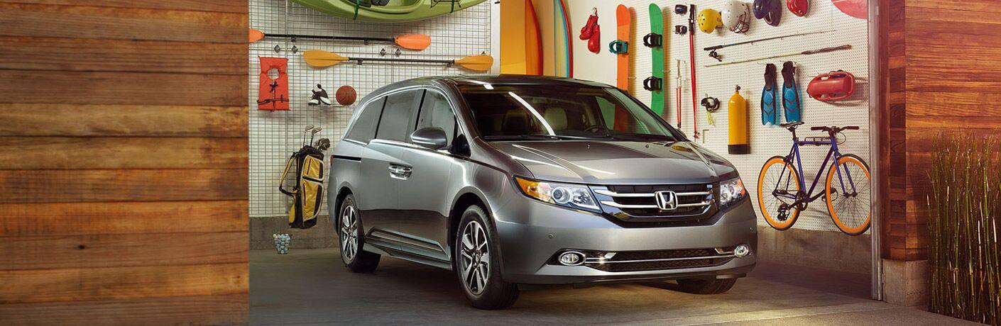 2016 Honda Odyssey Chesterfield MO