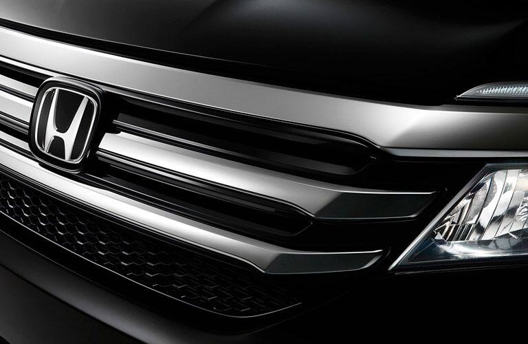 2017 Honda Pilot exterior front fascia