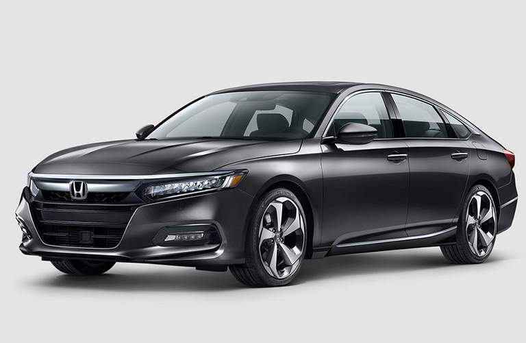 2018 Honda Accord Touring in gray