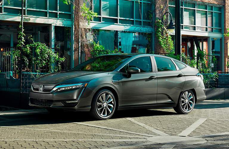 2018 Honda Clarity Plug-in Hybrid in gray
