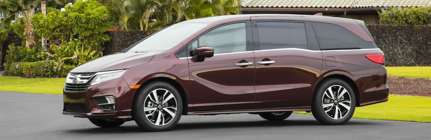 2018 Honda Odyssey near Chesterfield, MO