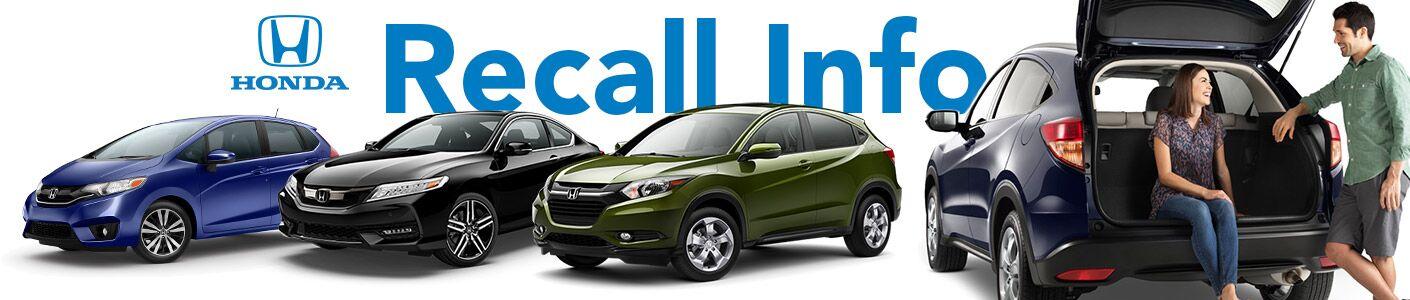 Honda Recalls at Cape Girardeau Honda