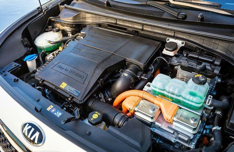 2018 Kia Niro Plug-in Hybrid efficient 1.6-liter engine