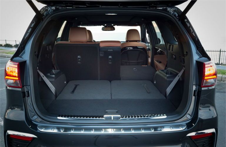 2019 Kia Sorento versatile cargo space