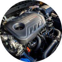 2017 Kia Sportage Garden Grove CA Engine Specs