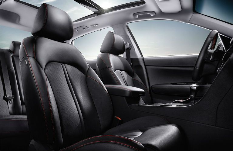 2017 Kia Optima interior features