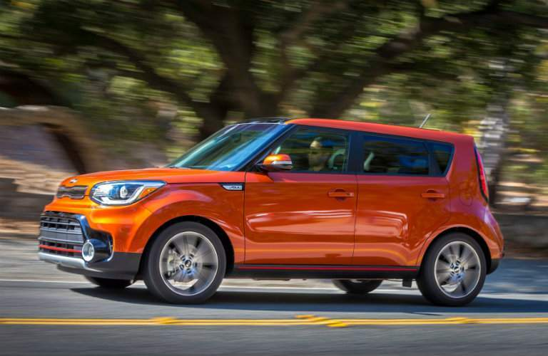2018 Kia Soul features