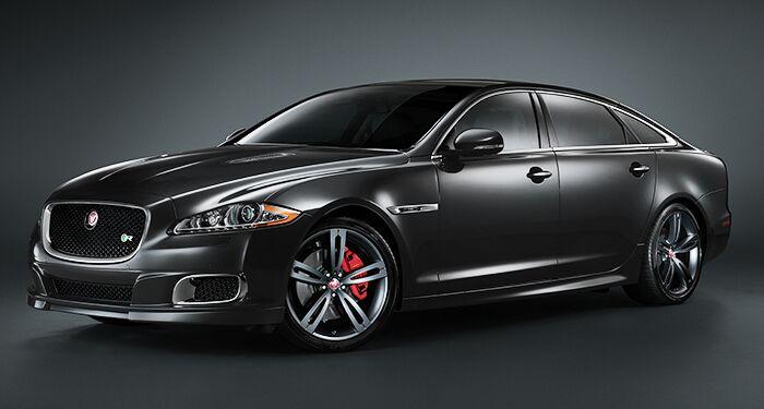 2015 Jaguar XJ Cary NC