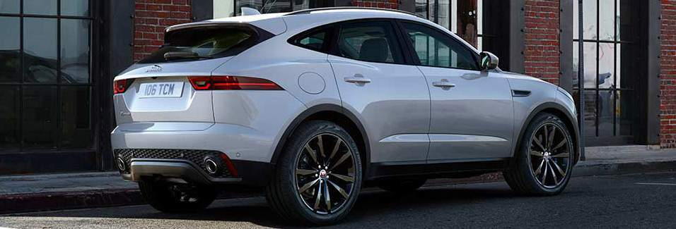 2018 Jaguar E-Pace SUV in Cary, NC