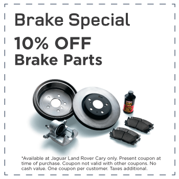 Land Rover Cary Brake Specials