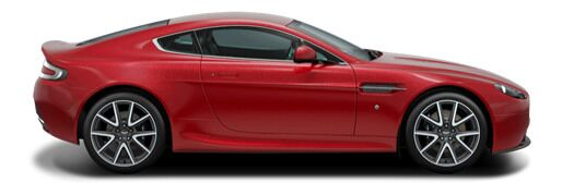 V8 Vantage Coupe