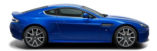 V8 Vantage S Coupe