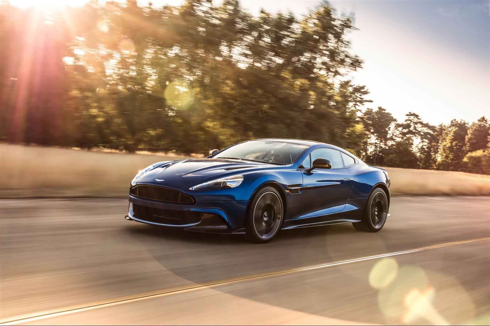 Aston Martin Vanquish S L Aston Martin Beverly Hills L An OGara - Aston martin los angeles