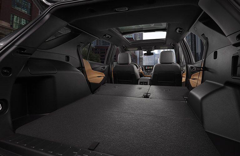 Maximum cargo space in the 2018 Chevrolet Equinox