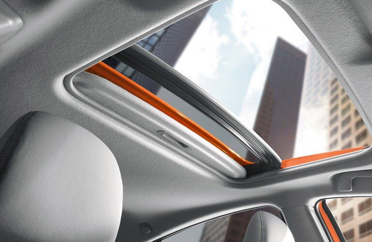 2017 Toyota Prius c available moonroof