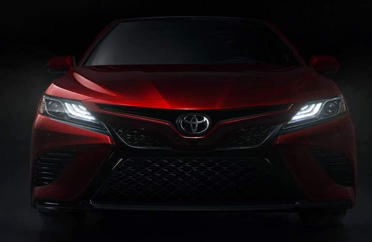 2018 Toyota Camry Napa CA Exterior