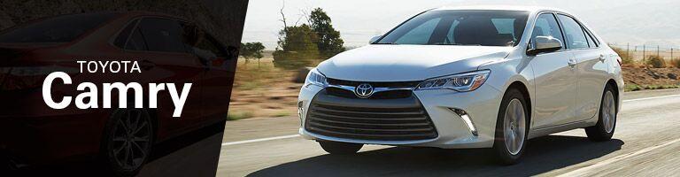 2017 Toyota Camry Napa, CA