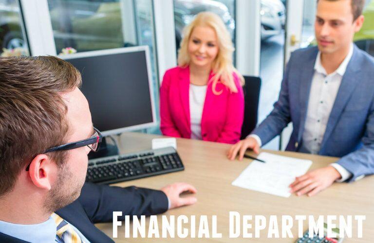 Financial department Jimmy Vasser