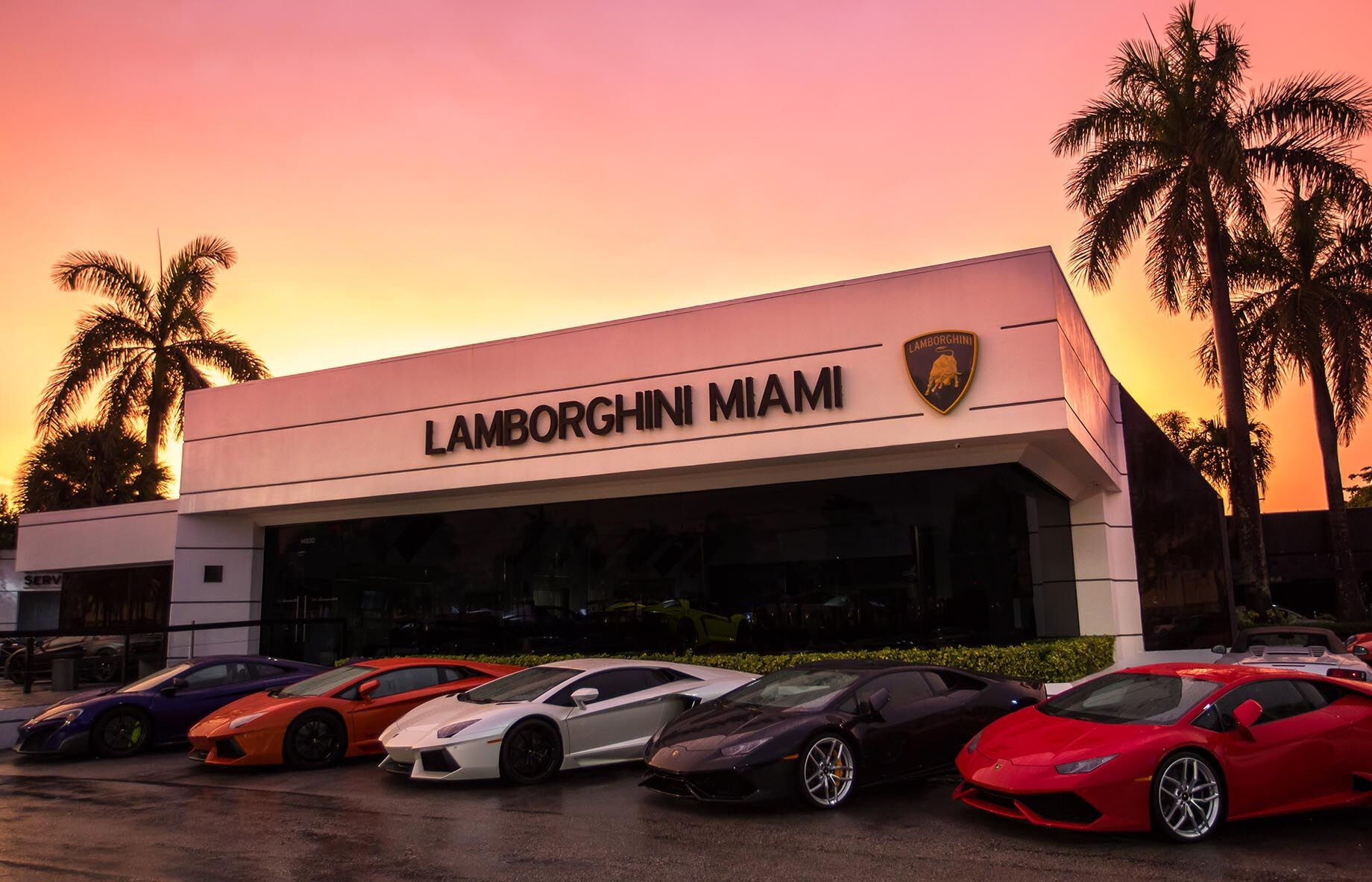 About Lamborghini Miami A North Miami Beach Fl Dealership