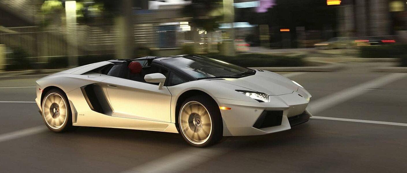 Lamborghini Aventador | North Miami Beach, FL