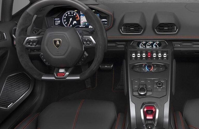 Lamborghini Huracan Coral Gables FL