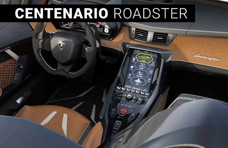Lamborghini Centenario Roadster Fort Lauderdale FL