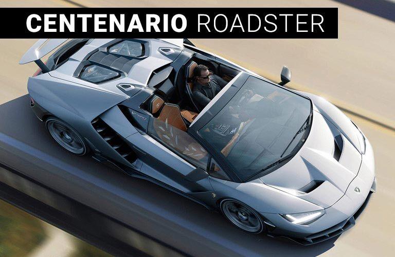 Lamborghini Centenario Roadster Miami FL