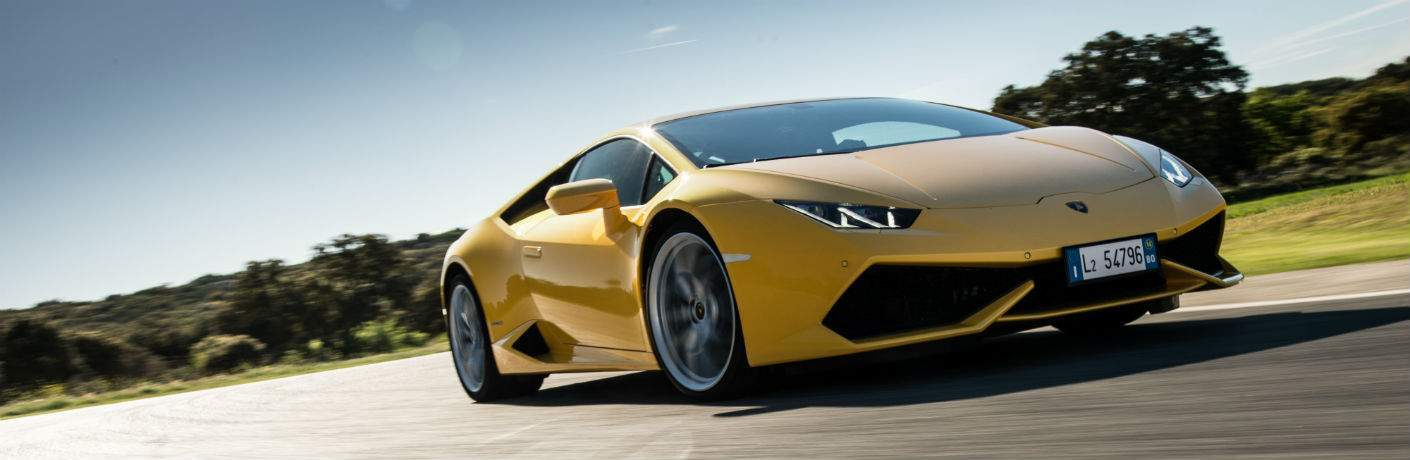 2018 Lamborghini Huracan Coupe North Miami Beach FL
