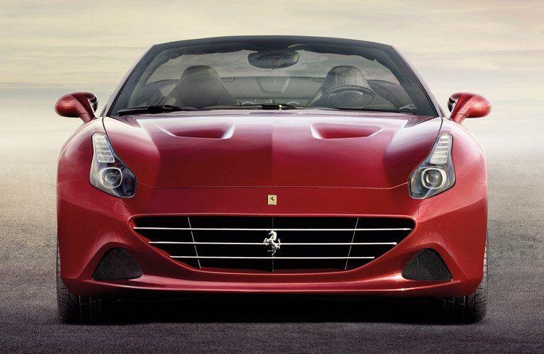 2015 Ferrari California T Front Exterior