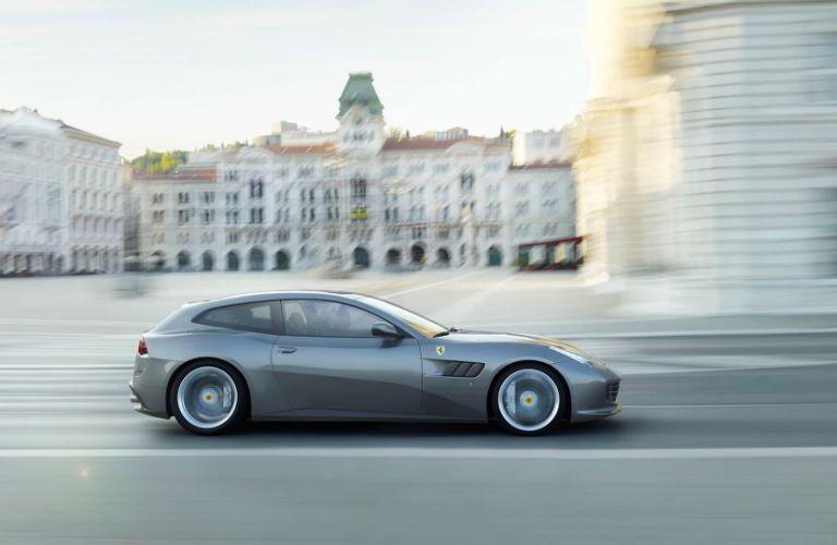 Ferrari GTC4Lusso Exterior Passenger Side Profile