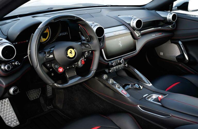 Ferrari GTC4Lusso Interior Cabin Dashboard